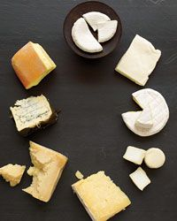 The Ultimate Cheese Plate...ultimate guide to cheeses from soft to hard and pairings