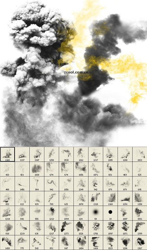 Free smoke photoshop brushes Pack http://themecavern.com/free-smoke-photoshop-brushes-pack