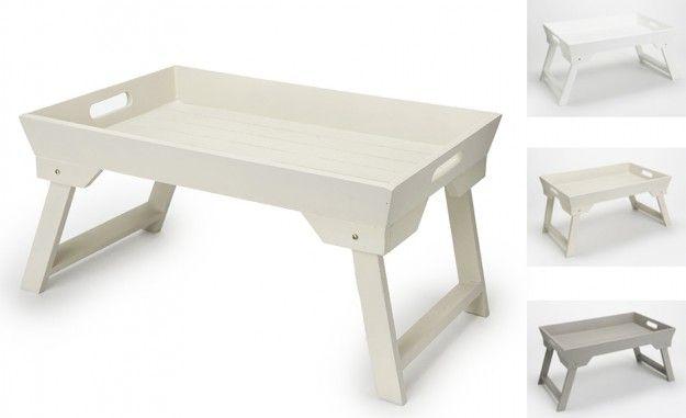 Bandeja de cama Grey- No hay nada como desayunar el fin de semana en la cama. La bandeja de cama Grey en madera tiene los pies de apoyo plegables para mayor comodidad - See more at: http://www.friso.es/es/auxiliares-y-particulares/2112-bandeja-de-cama-grey.html#sthash.mEUYlODp.dpuf