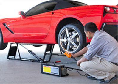 Portable Vehicle Jack System for Garage - QuickJack USA