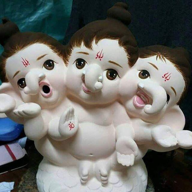 Ganesha So Cute