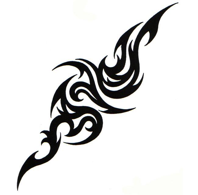 Large Tribal Lower Back Tattoo | Tattoo Tabatha http://pinterest.com/treypeezy http://twitter.com/TreyPeezy http://instagram.com/OceanviewBLVD http://OceanviewBLVD.com