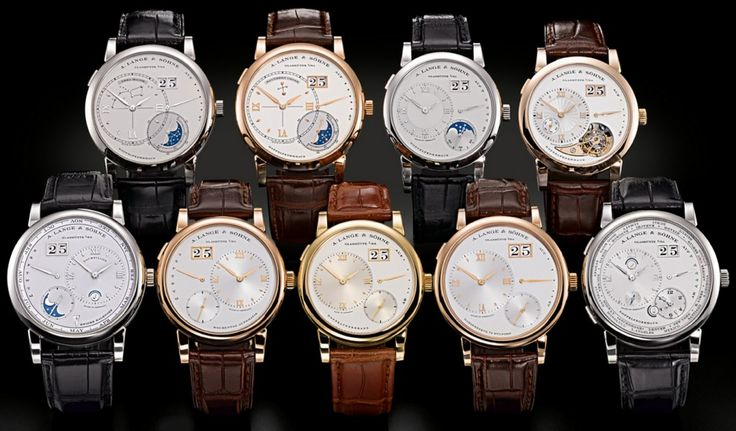 All the A. Lange & Sohne Lange 1 watches.