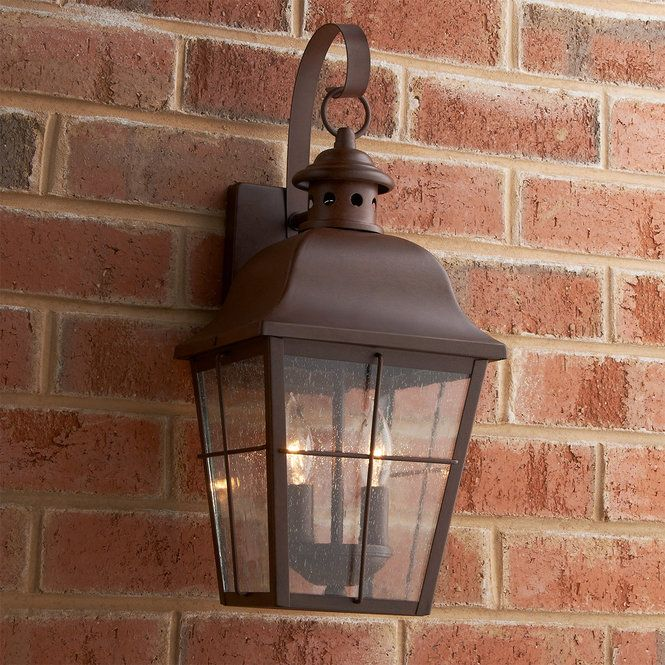 Millhouse Outdoor Lantern – Medium