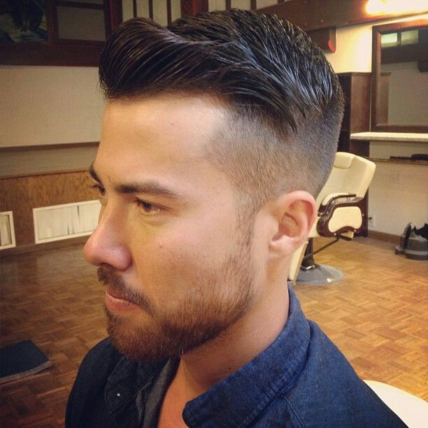 Short On Sides Long On Top Haircut Name : 35 best hair ideas images on pinterest