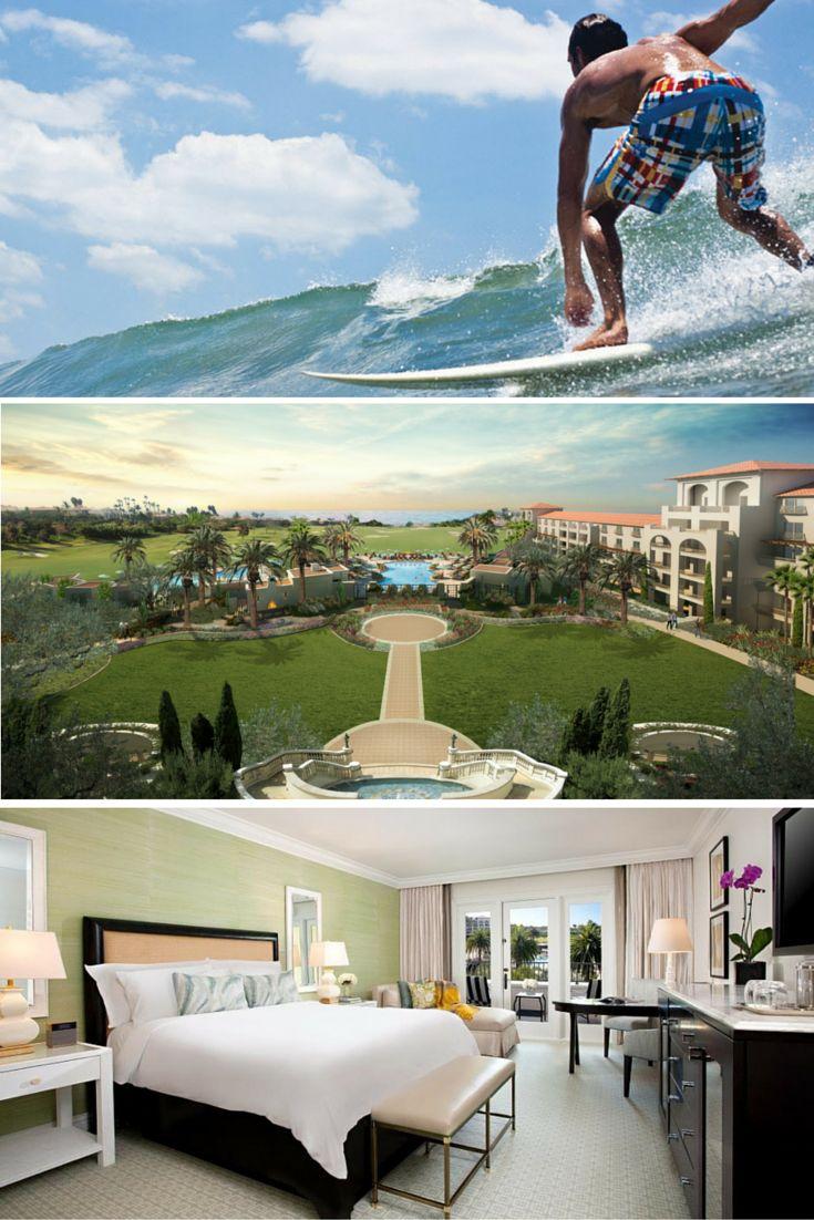 Discover Monarch Beach Resortu0027s coastal playground nestled