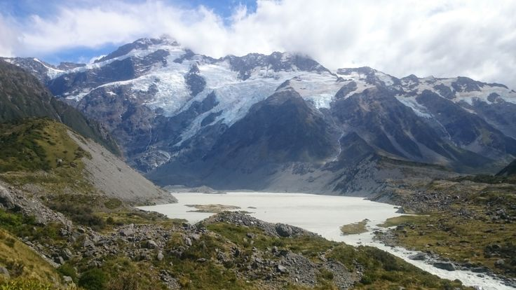 Mt Cook. New Zealand's highest mountain, truly amazing!