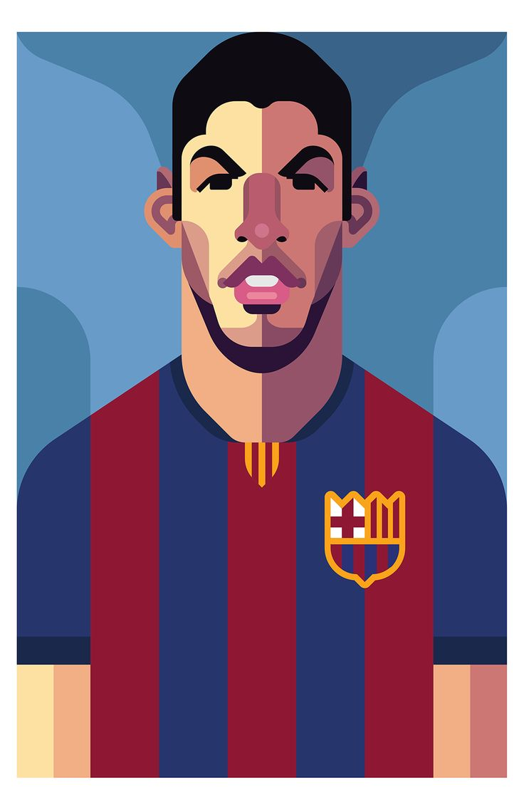 Luis Suarez | Barcelona even though I don't really like him he plays for Barca now so I love him!