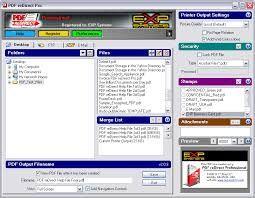 PDF reDirect eshte nje program i cili sherben per te krijuar dokumenta pdf nga cdo lloj programi. Kur instalohet ai shfaqet ne formen e nje printeri. Kjo e