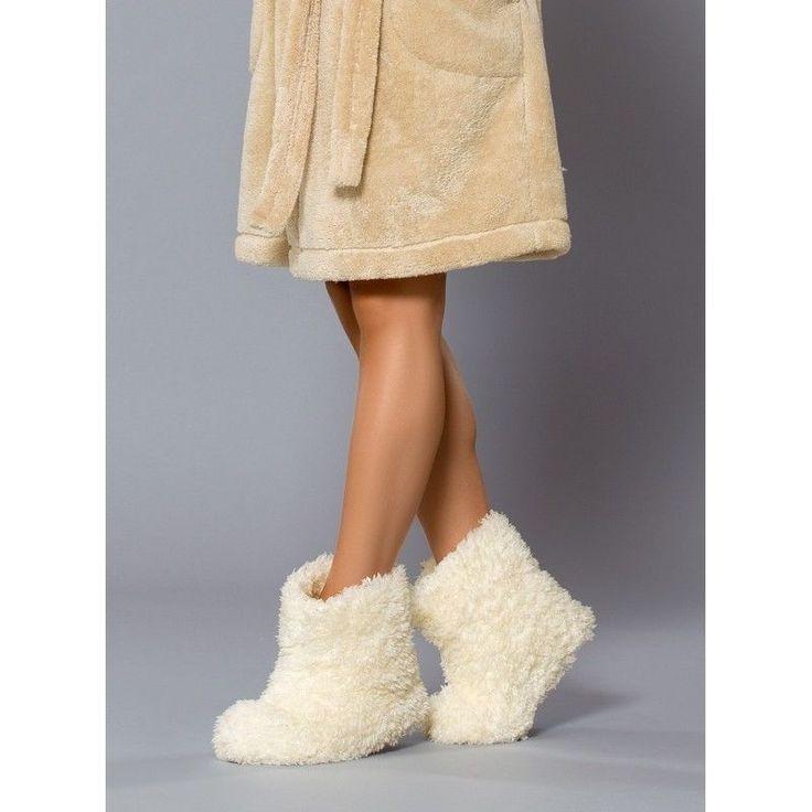 Chausson polaire Femme Chaud Qualité L&L Taille  36/38  39/41