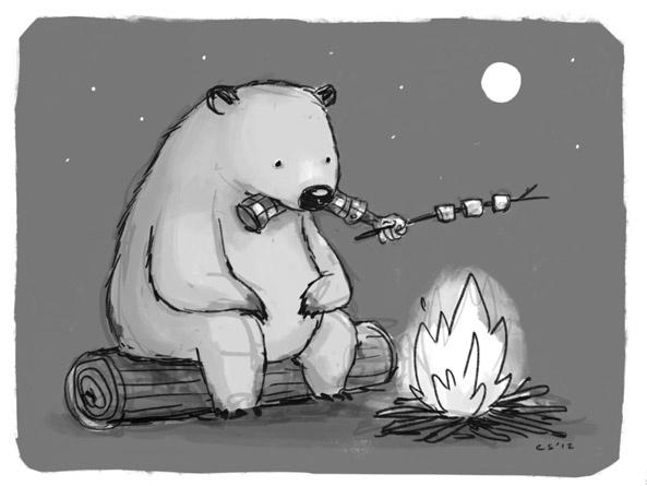 Marshmallow. Art by Charles Santoso #charlessantoso: Daily Random, Trees Houses, Words Doodles, Minis Trees, Random Words, Charles Santoso, Santoso Charlessantoso, Better Artists, Art Illustration