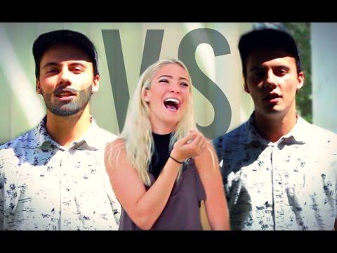 Picking Up Girls: Beard vs No Beard! - YouTube