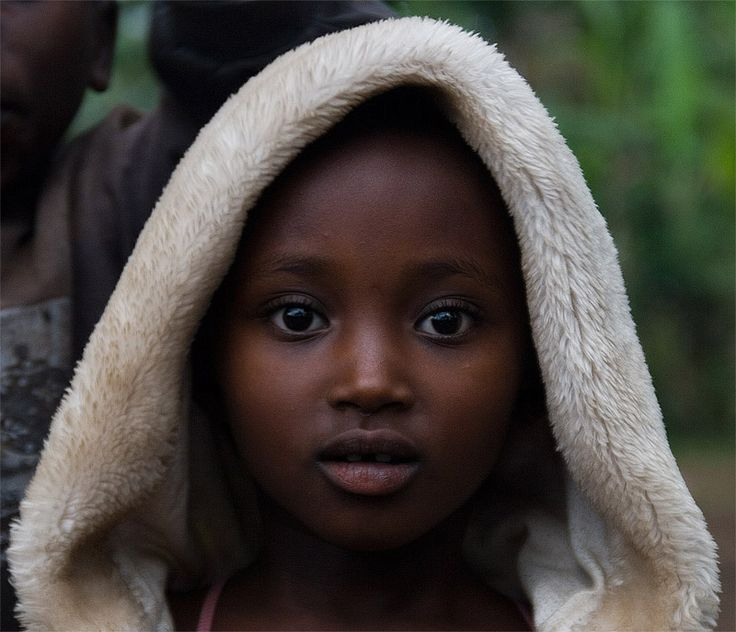 This was taken in oprhanage at Ruhengeri Rwanda. by beatmasta  Beautiful child; God be with her.