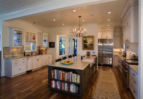Kitchen - traditional - kitchen - charleston - Phillip W Smith General Contractor, Inc.