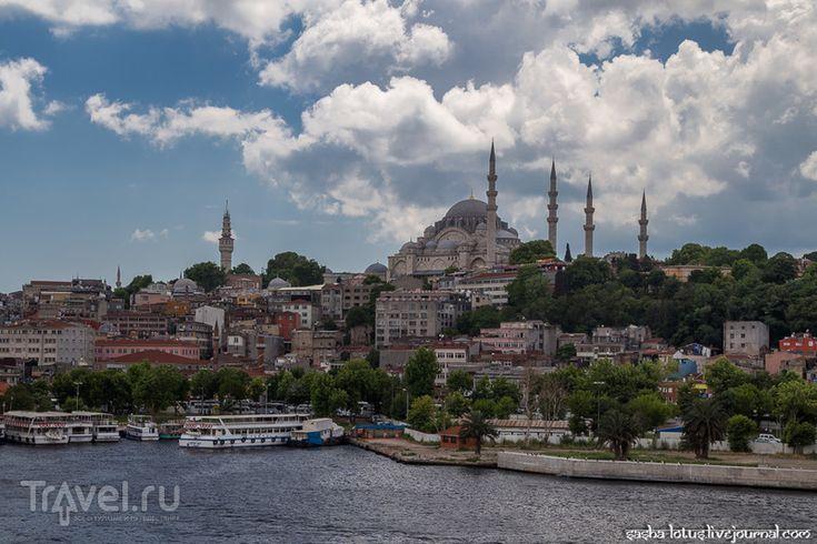 Сулеймание: самая большая мечеть Стамбула
