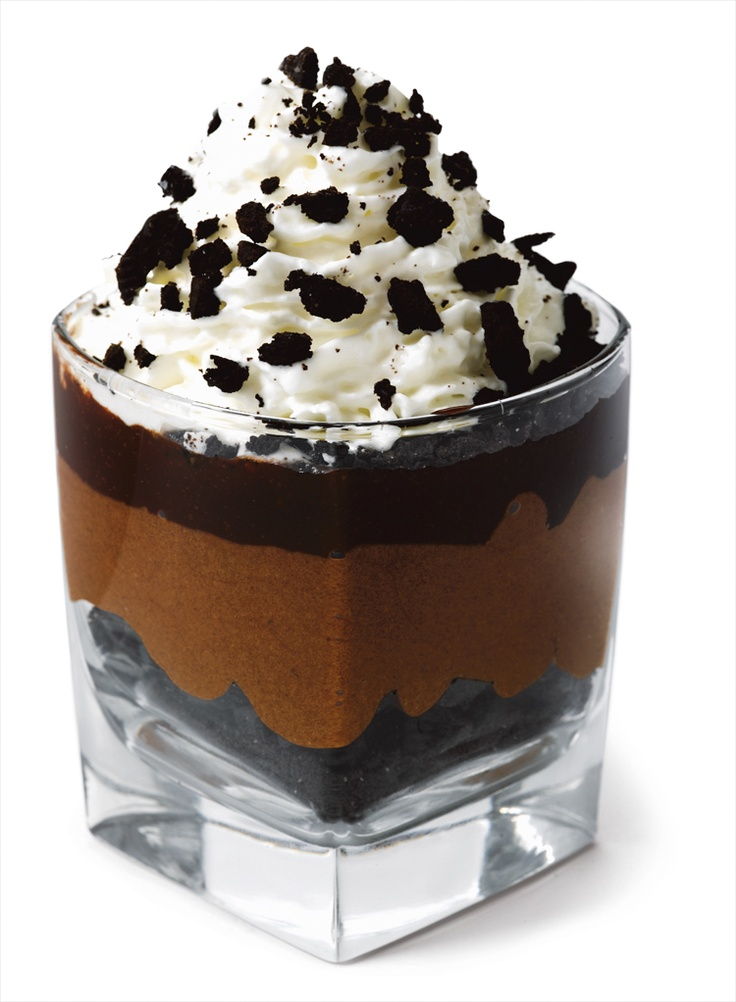 Applebee's Chocolate Mousse Dessert Shooter Recipe