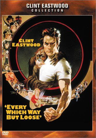 Every Which Way (1978)  Clint Eastwood Movie Poster https://www.youtube.com/user/PopcornCinemaShow