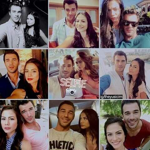 Best couple. Best selfies