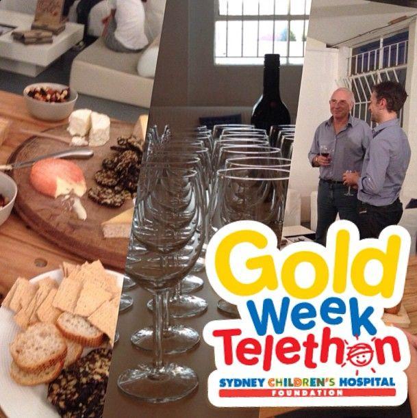 Protein hosted a Cheese & Wine night fundraiser for Sydney Children's Hospital http://instagram.com/p/Z_sQFNDarw/