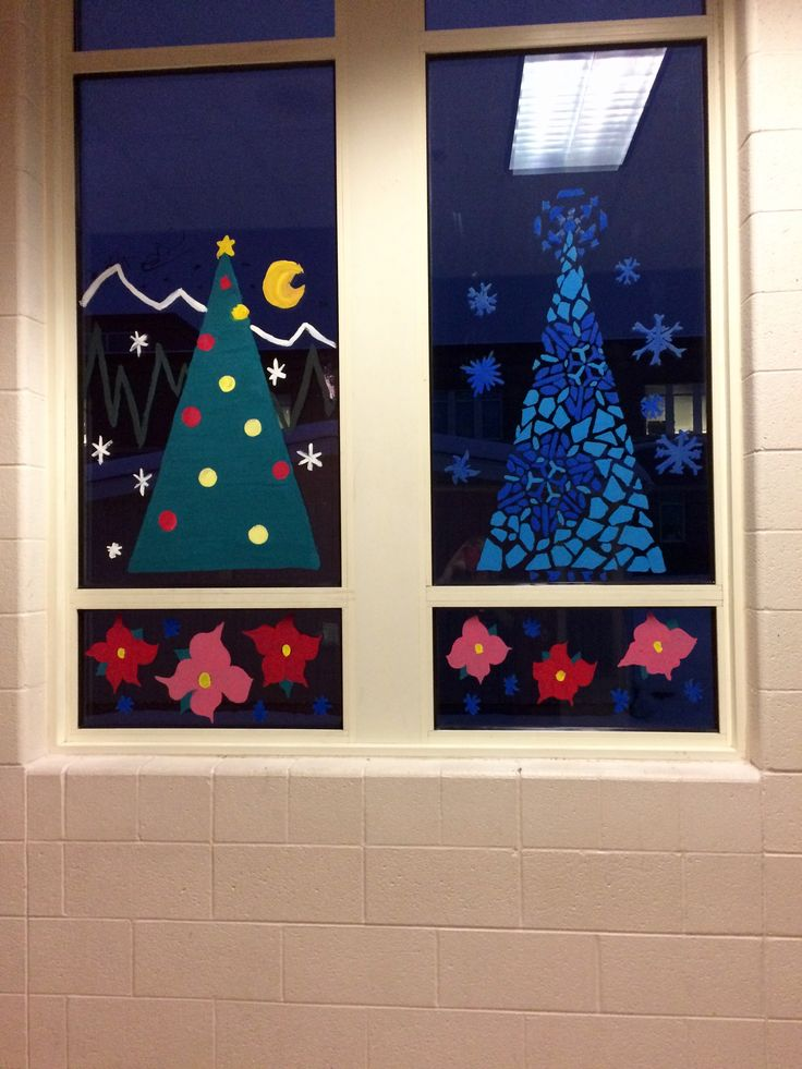 "2016- ""Christmas Trees"""