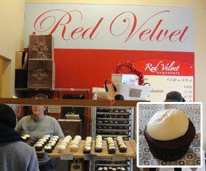 Batter Up: Taste-Testing D.C.'s Yummiest Red Velvet Cupcakes