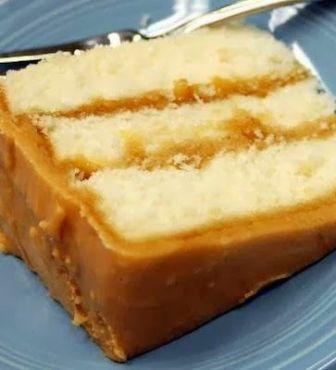 Revelatory Caramel Cake - This cake is awsome...the most delicious, light, moist cake I have ever made,