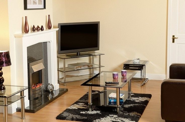 Harlequin Clear Glass TV Unit  http://www.tradepricefurniture.co.uk/harlequin-clear-glass-tv-unit.html