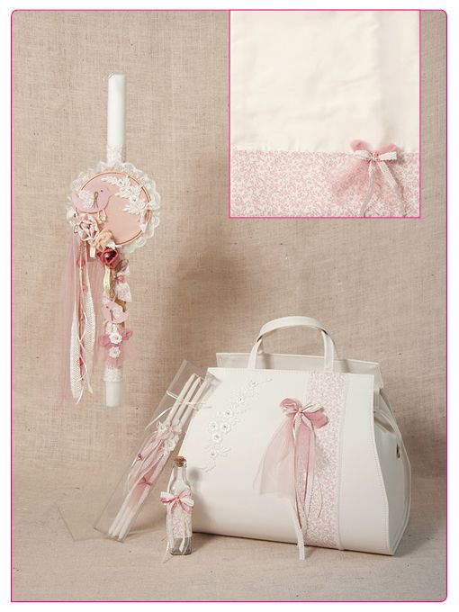 Greek Wedding Shop - Sweet Tooth Girl's Christening Set, Request Quote (http://www.greekweddingshop.com/sweet-tooth-girls-christening-set/)