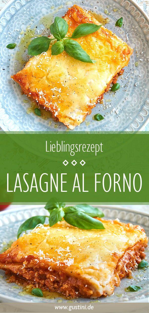 Lasagne Rezept Original Aus Italien Rezept Lasagne Rezept Rezepte Lasagne