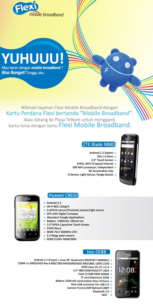 Flexi Mobile Broadband