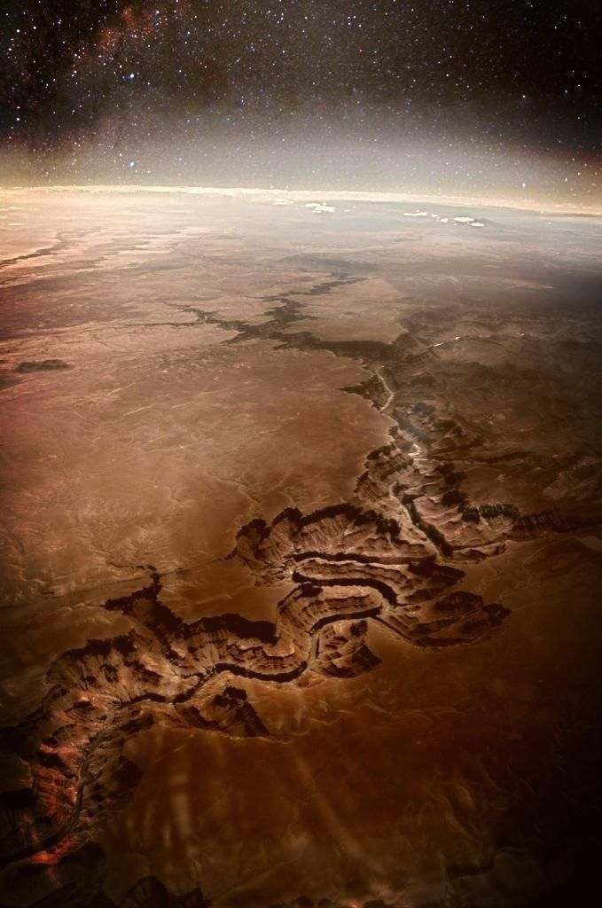 the grand canyon seen from space... earth_pics