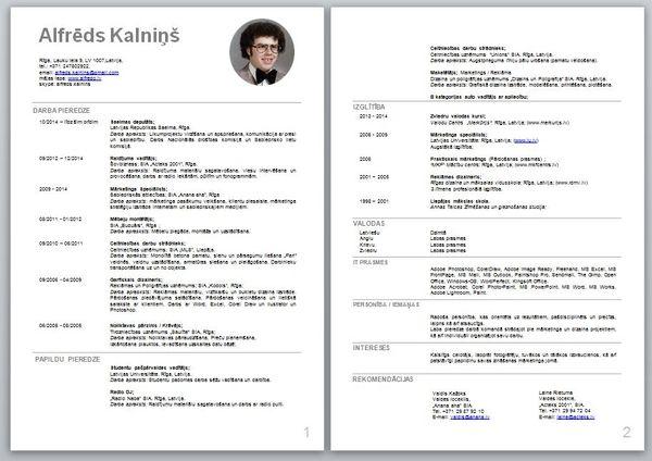best 28 resume    cv design ideas on pinterest