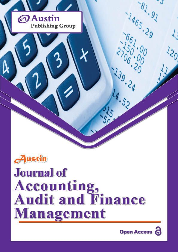Austin Journal of Accounting, Audit and Finance Management is a peer reviewed open access journal in publishes manuscripts from all the areas of accounting, accountancy, finance, auditing.