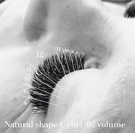 Make sure to check out an awesome eye shaping tip on our Facebook page! http://on.fb.me/1ROvUaL #eyelashextensions