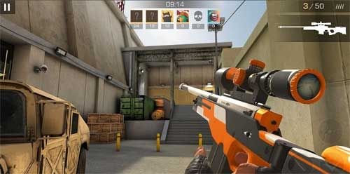 Download Game Standoff 2 0.7.1 Full Apk + Data for Android From Gretongan in Action Category