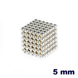 NeoCube Plateado de 5 mm    http://www.regatron.es/neocube/neocube-plateado-cubo-de-216-bolas-de-5mm-de-diametro.html