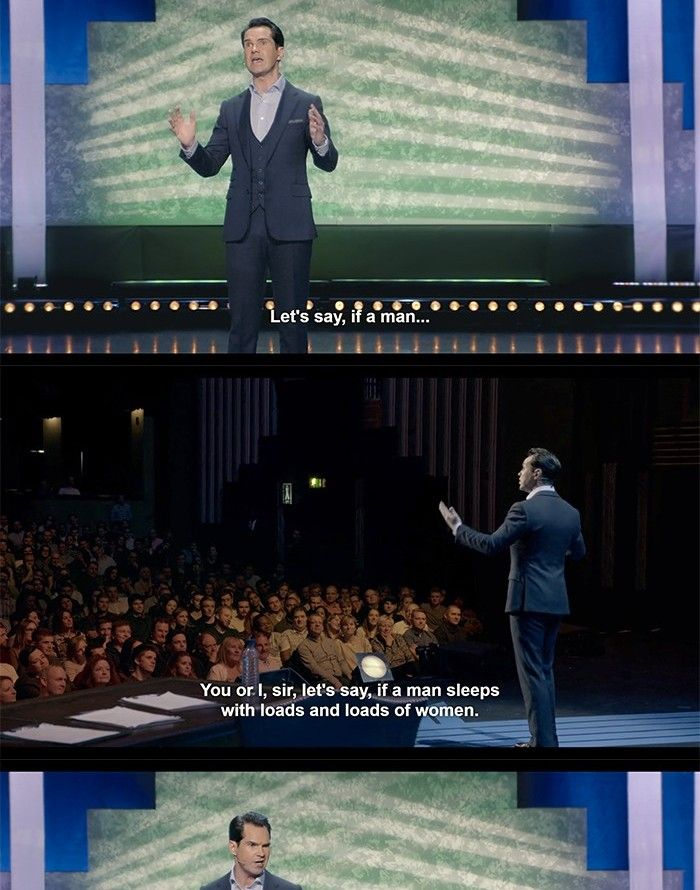 Jimmy Carr Is A Savage For This One http://ibeebz.com