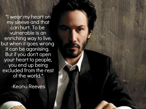 The 25+ Best Keanu Reeves Quotes Ideas On Pinterest