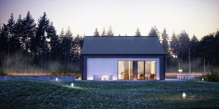 Cisza i spokój w domu H3 :)    Źródło: http://domy.procyon.com.pl/