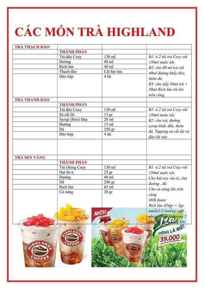 Cong Thức Pha Tra Sữa Milk Tea Recipes Coffee Recipes Tea Recipes