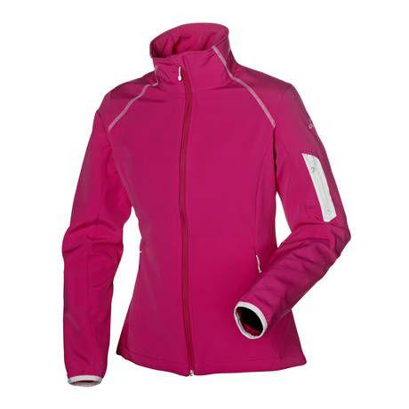 Halti Mehka softshell-takki soveltuu monenlaiseen ulkoiluun. (129,95€) #Halti #Softshell