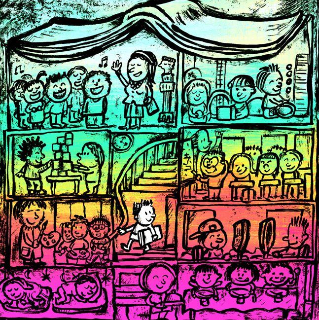 Alain Chiche — Illustrations