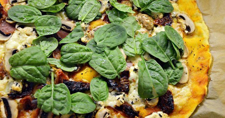 Make life healthier : Błyskawiczna pizza bezglutenowa :)