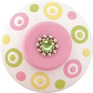 Drawer pulls and knobs pink yellow green - Stylehive