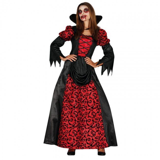 Disfraz de Vampiresa Oscura mujer #disfraces #carnaval #novedades2017