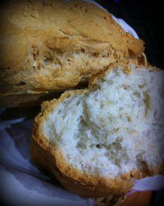 Crusty French Bread ... yum