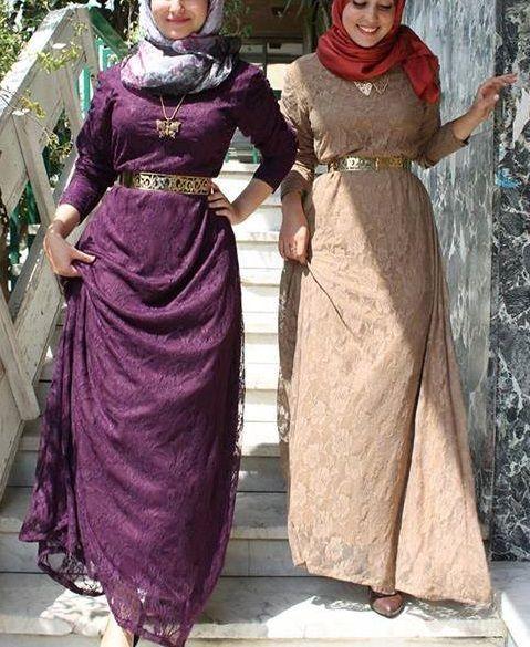 Evening dresses #hijab#muslimah