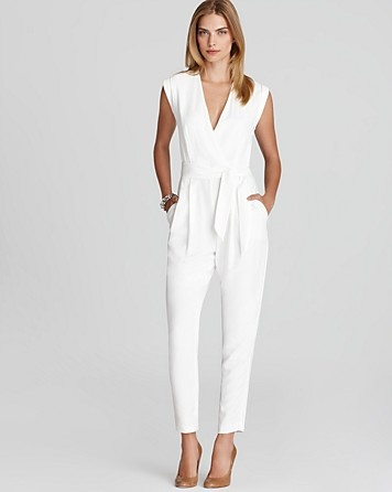 Theory Jumpsuit - Provence | Bloomingdales  Spring can't come soon enough :)