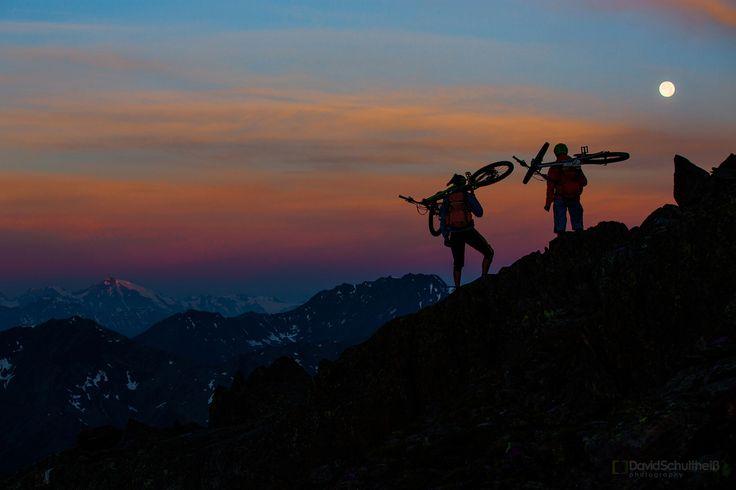 Wallpaper, Alps, Similaun, David Schultheiß