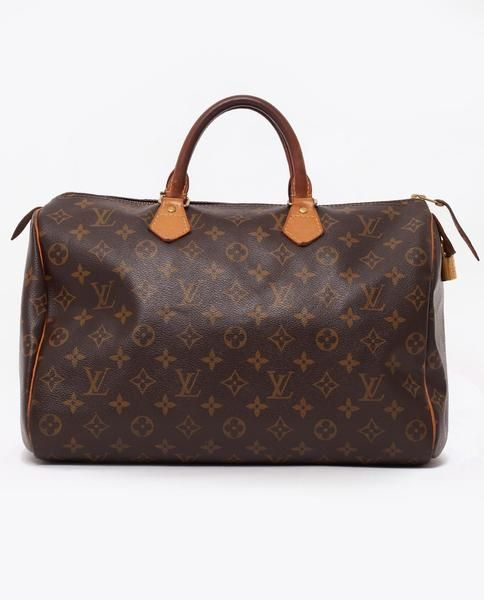 Vintage Louis Vuitton speedy 35